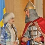 27 апреля 2013 года Костромская Снегурочка примет участие в I Ежегодном Слете богатырей и сказочных красавиц России в городе Ярославле