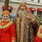 Царь Берендей прокатит Костромскую Снегурочку на волшебном ковре-самолёте!