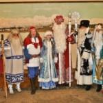 Костромская Снегурочка написала гимн для сказочных персонажей России