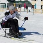 5 марта Костромская Снегурочка приветствует участников параспартакиады Костромской области по зимним видам спорта